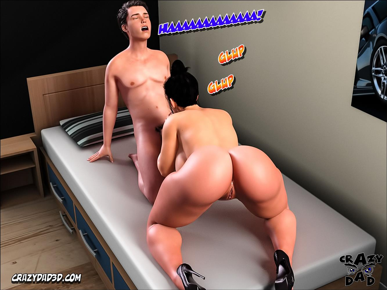 Mom's Help 21 [Crazy Dad 3D] - Foto 41
