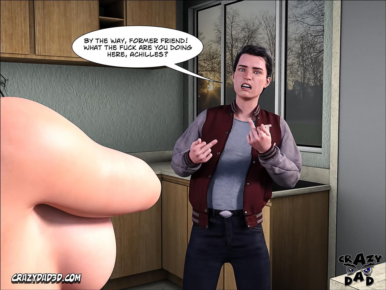 Mom's Help 15 [Crazy Dad 3D] - Foto 42
