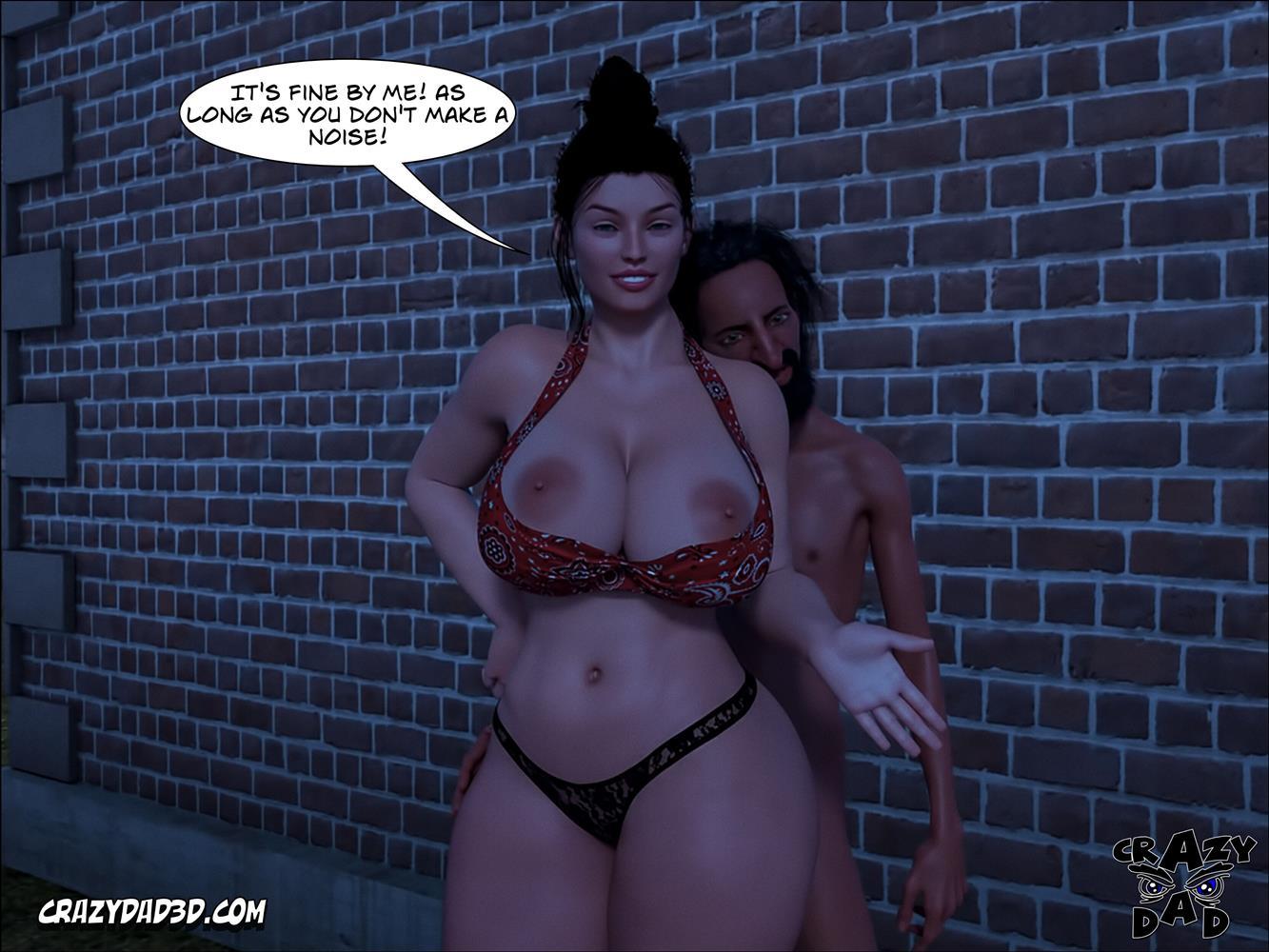 Mom's Help 19 [Crazy Dad 3D] - Foto 43