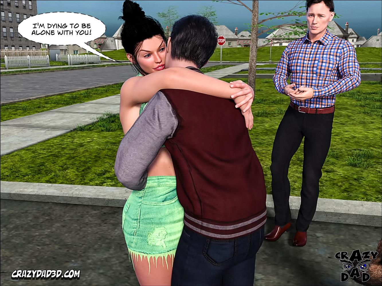 Mom's Help 20 [Crazy Dad 3D] - Foto 46