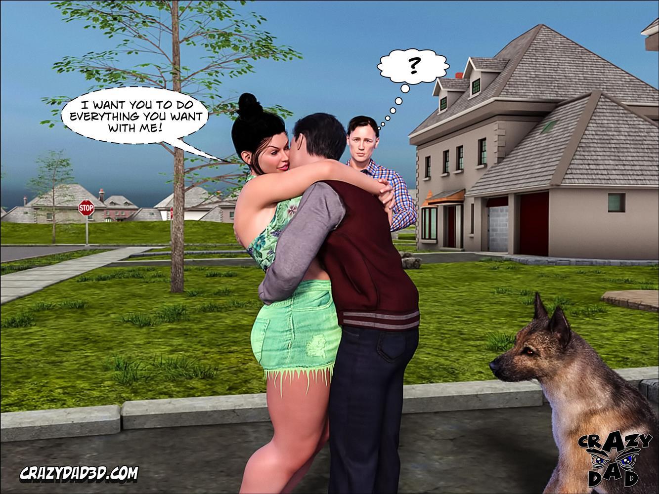 Mom's Help 20 [Crazy Dad 3D] - Foto 48
