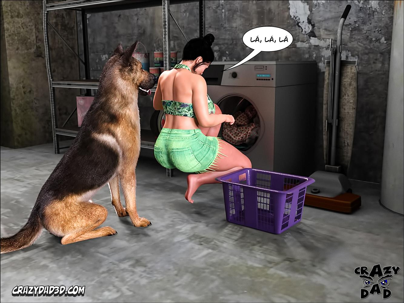 Mom's Help 21 [Crazy Dad 3D] - Foto 54