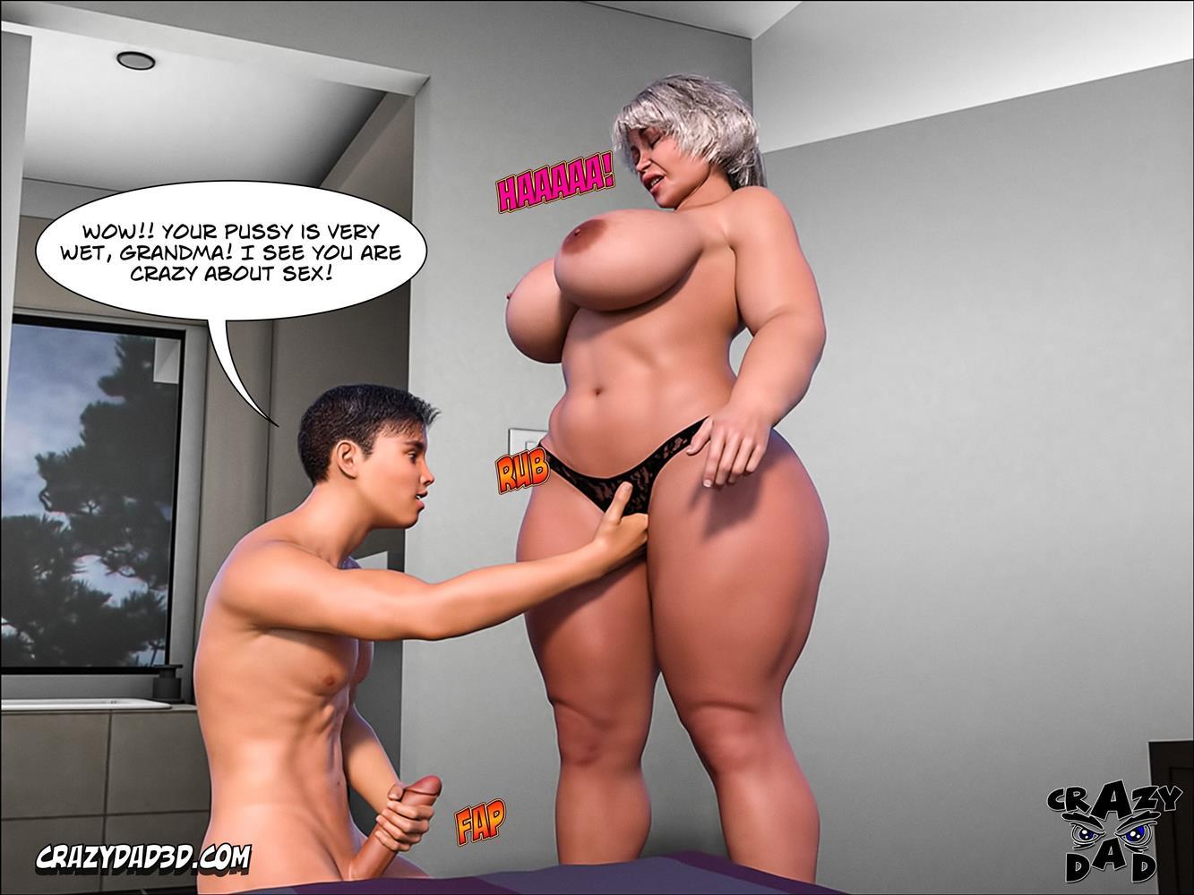 Daddy Crazy Desire 5 [Crazy Dad 3D] - Foto 55