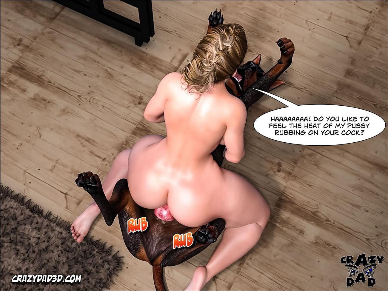 Father-in-Law at Home 12 [Crazy Dad 3D] - Foto 56