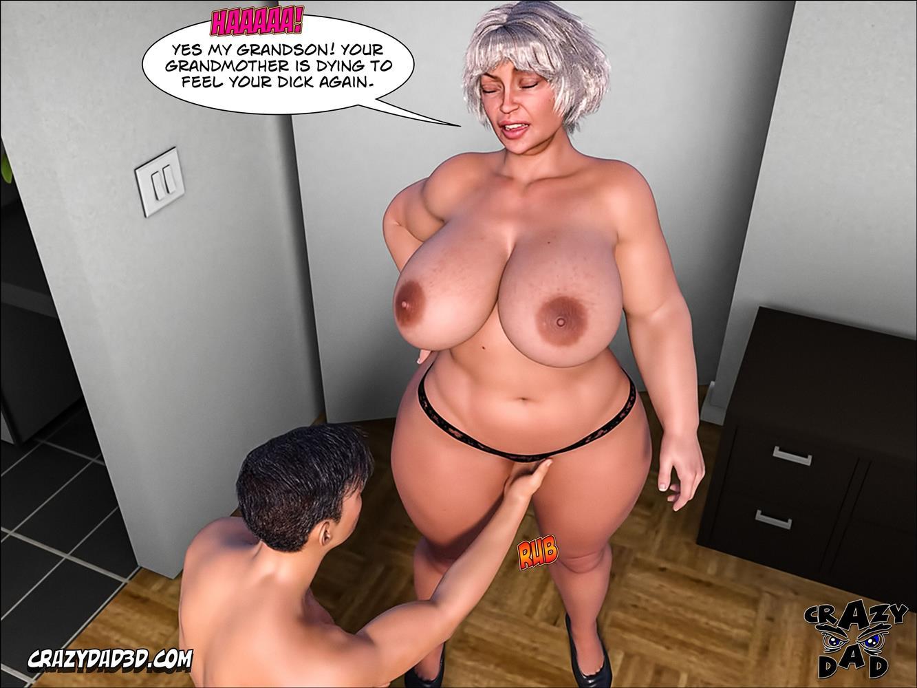 Daddy Crazy Desire 5 [Crazy Dad 3D] - Foto 56