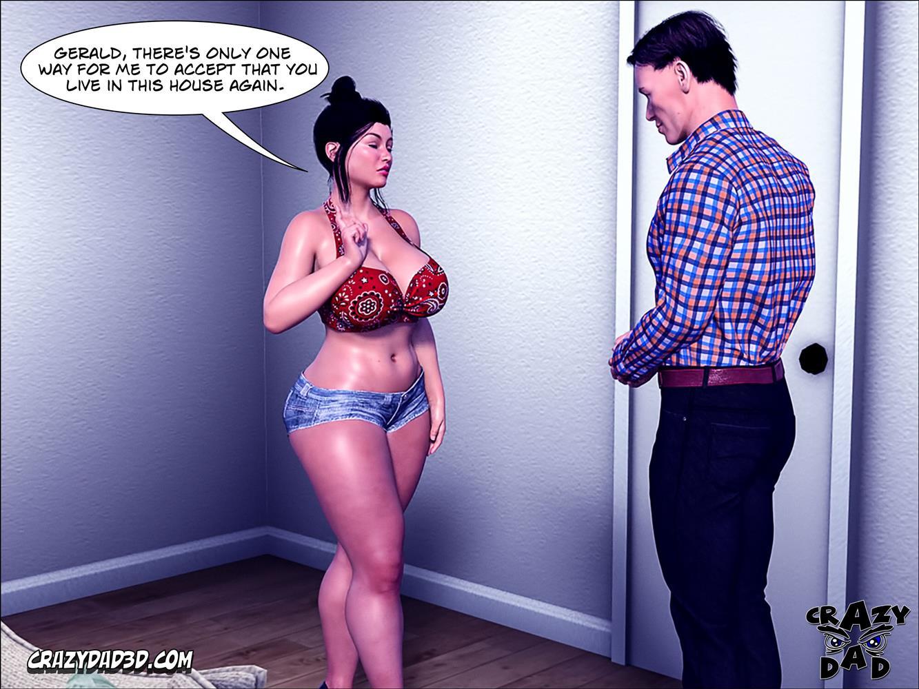 Mom's Help 18 [Crazy Dad 3D] - Foto 58
