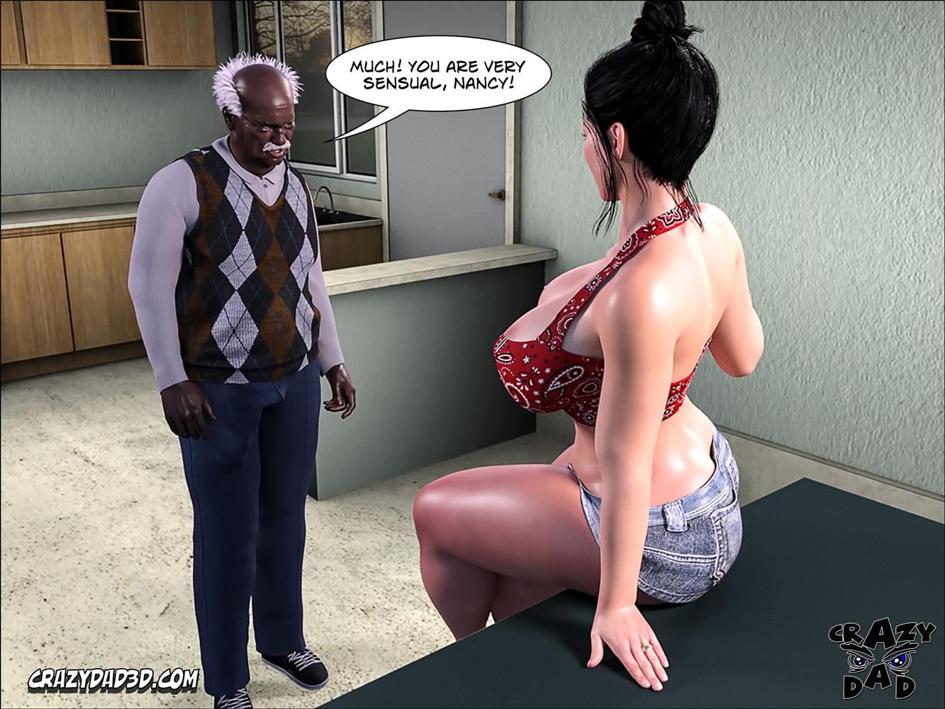 Mom's Help 16 [Crazy Dad 3D] - Foto 62