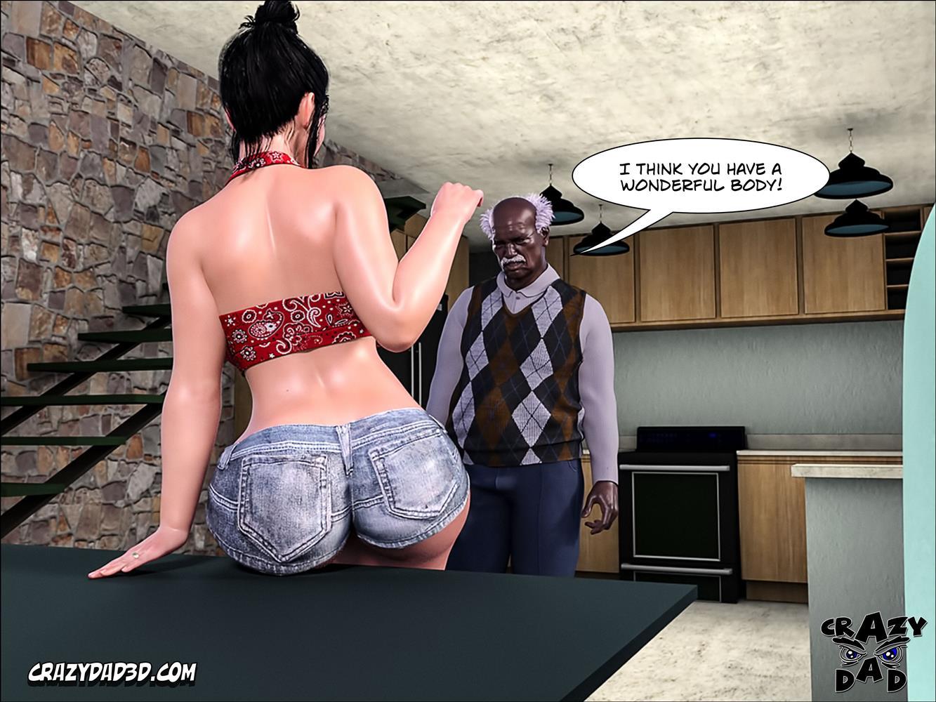 Mom's Help 16 [Crazy Dad 3D] - Foto 65