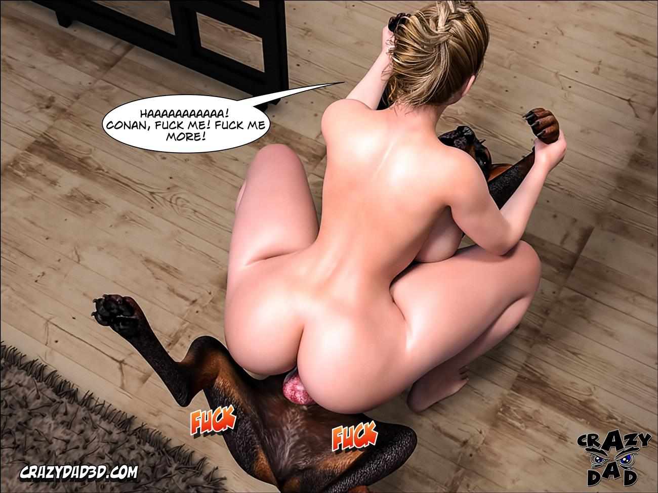 Father-in-Law at Home 12 [Crazy Dad 3D] - Foto 66