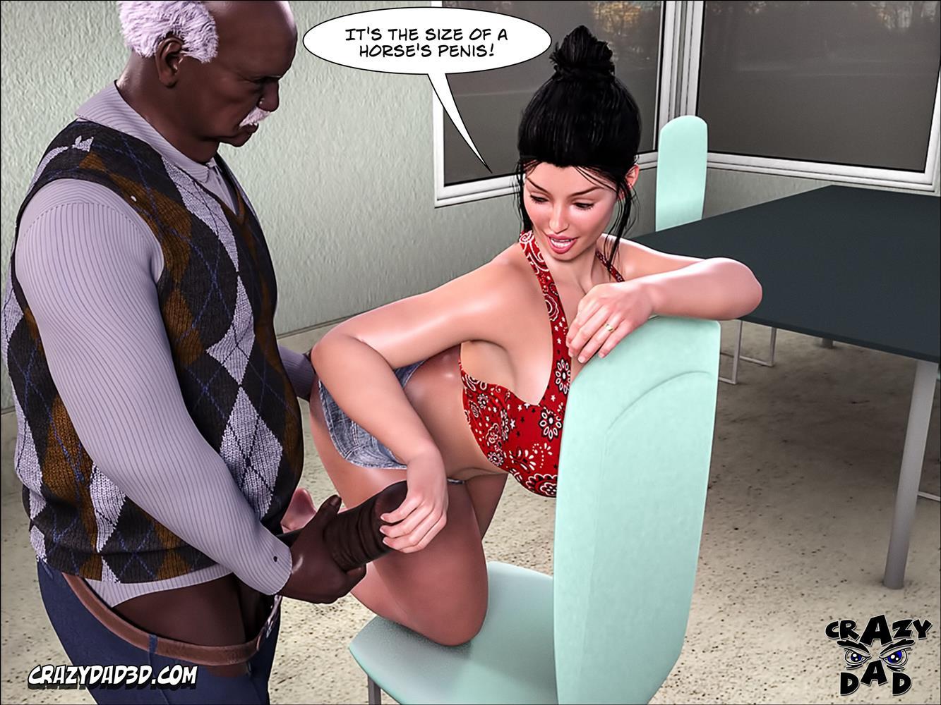 Mom's Help 16 [Crazy Dad 3D] - Foto 71