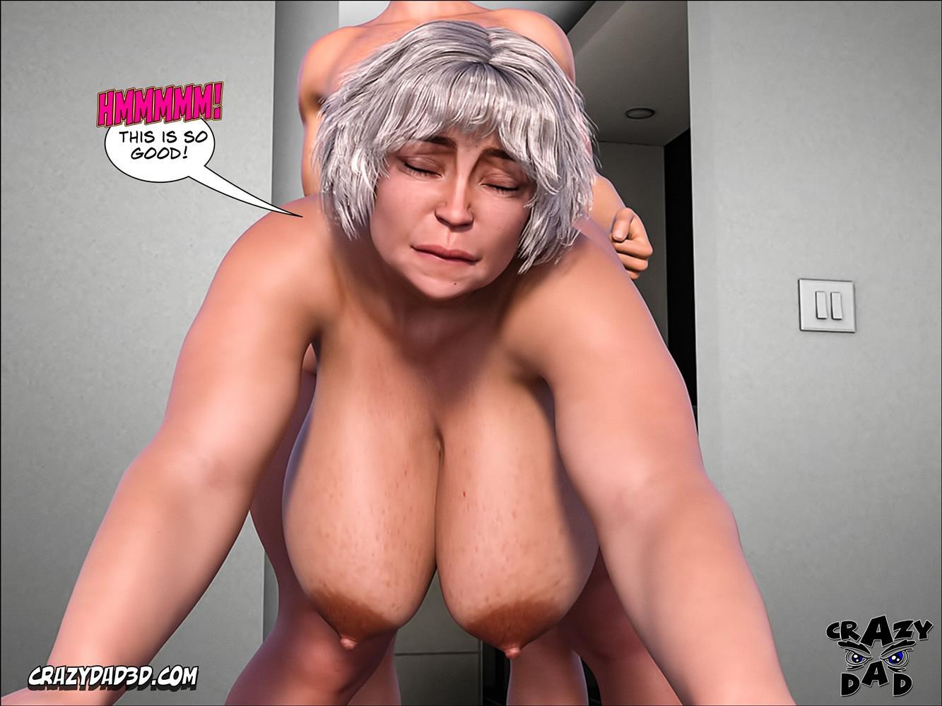 Daddy Crazy Desire 5 [Crazy Dad 3D] - Foto 73