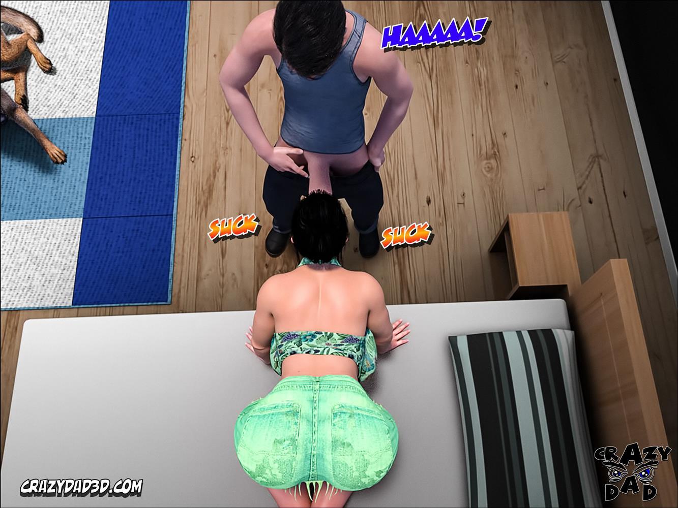 Mom's Help 20 [Crazy Dad 3D] - Foto 78