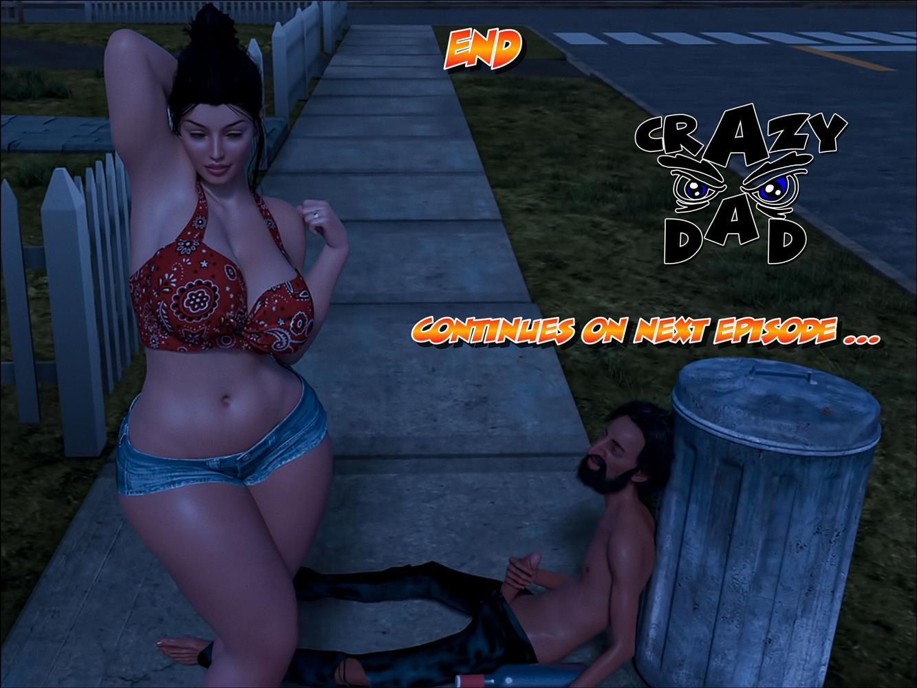 Mom's Help 18 [Crazy Dad 3D] - Foto 90