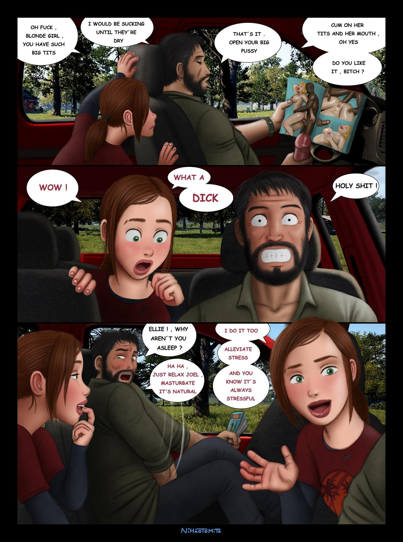 A Better World (The Last of Us) [Nihaotomita] - Foto 2