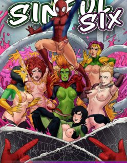 Sinful Six (Spider-Man) [Tracy Scops]