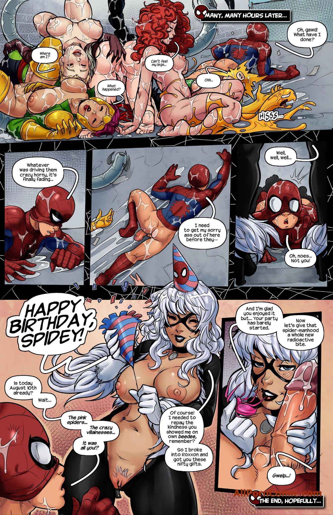 Sinful Six (Spider-Man) [Tracy Scops] - Foto 10