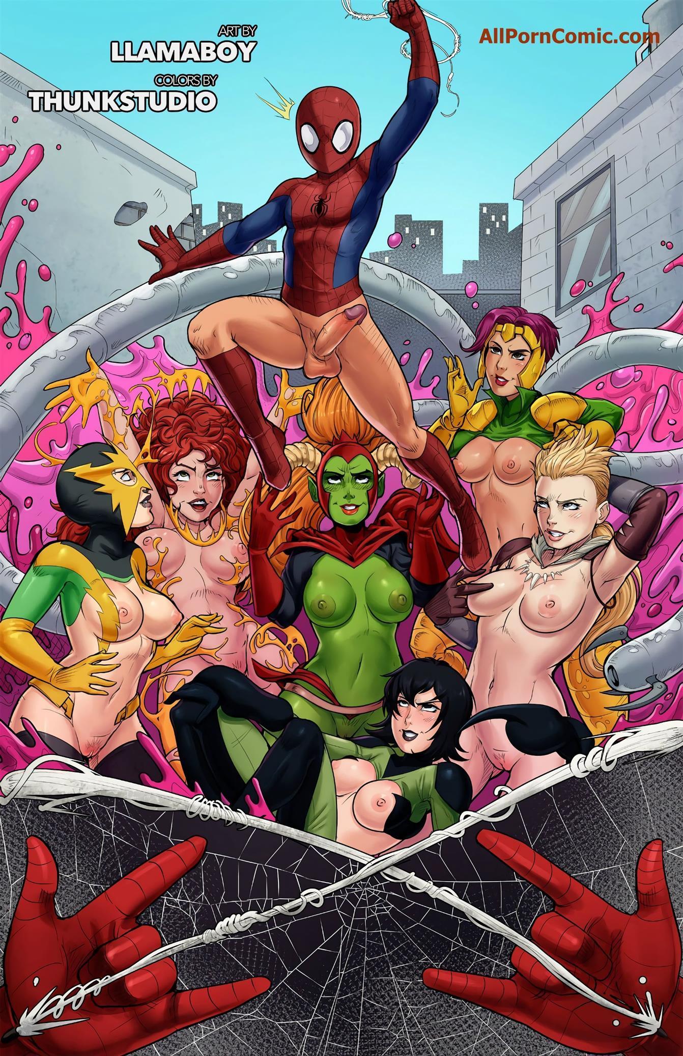 Sinful Six (Spider-Man) [Tracy Scops] - Foto 11