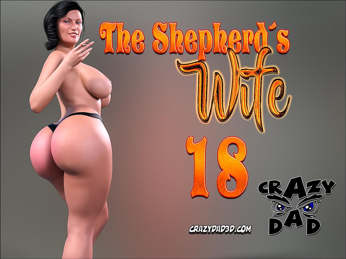 The Shepherd's Wife 18 [Crazy Dad 3D] - Foto 1