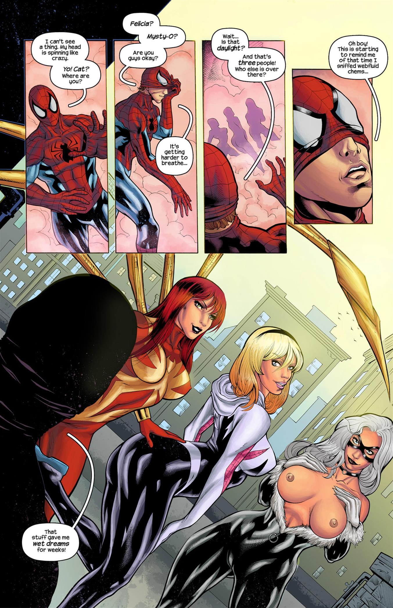 Trifecta (Spider-Man) [Tracy Scops] - Foto 5