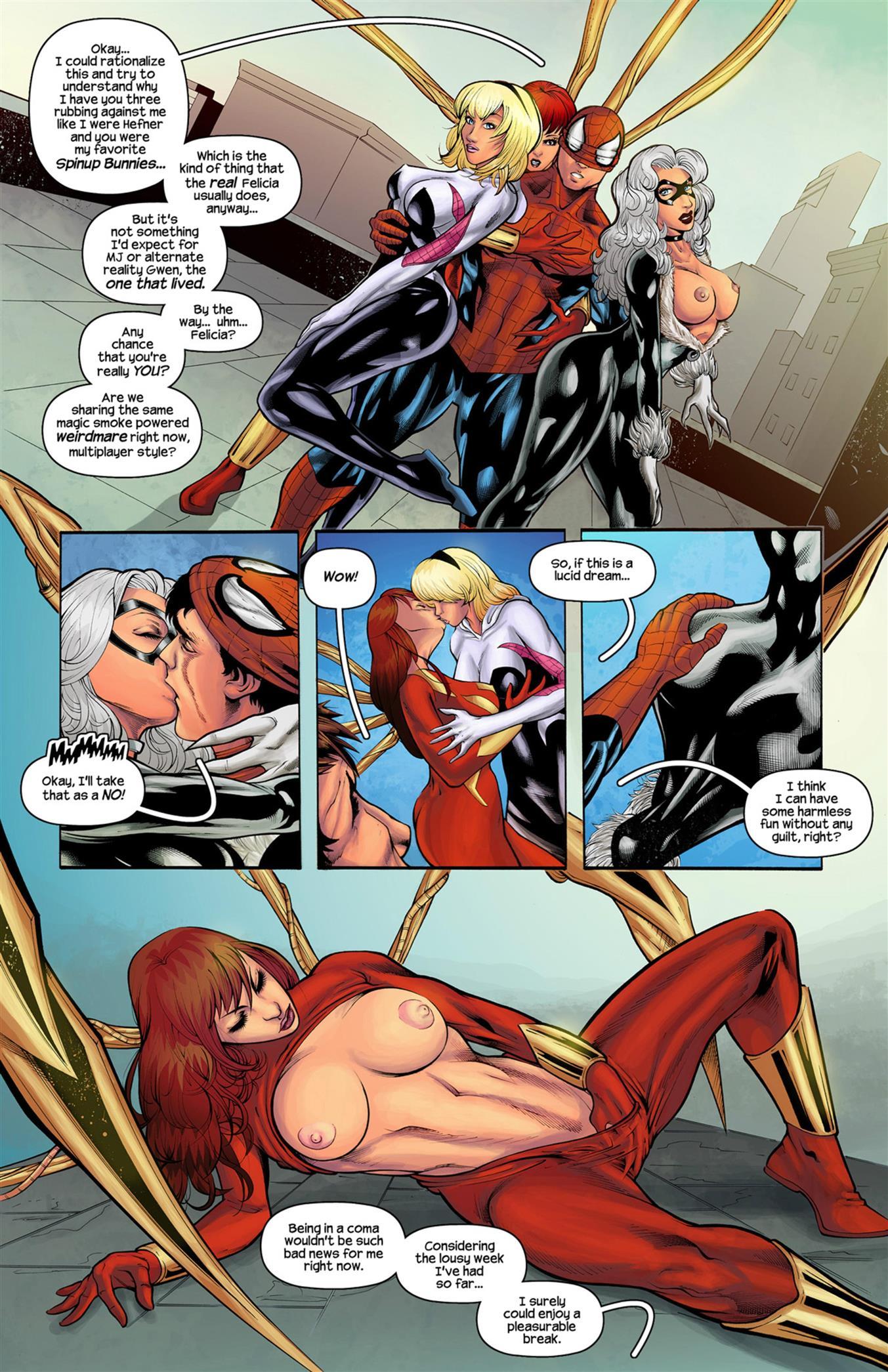 Trifecta (Spider-Man) [Tracy Scops] - Foto 6
