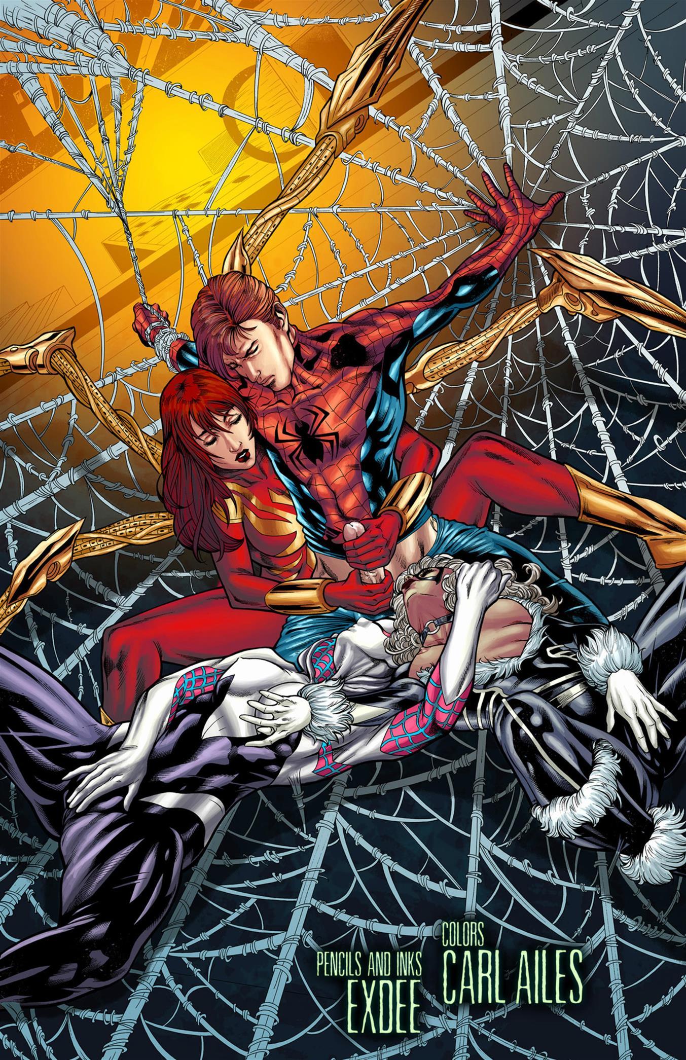 Trifecta (Spider-Man) [Tracy Scops] - Foto 11