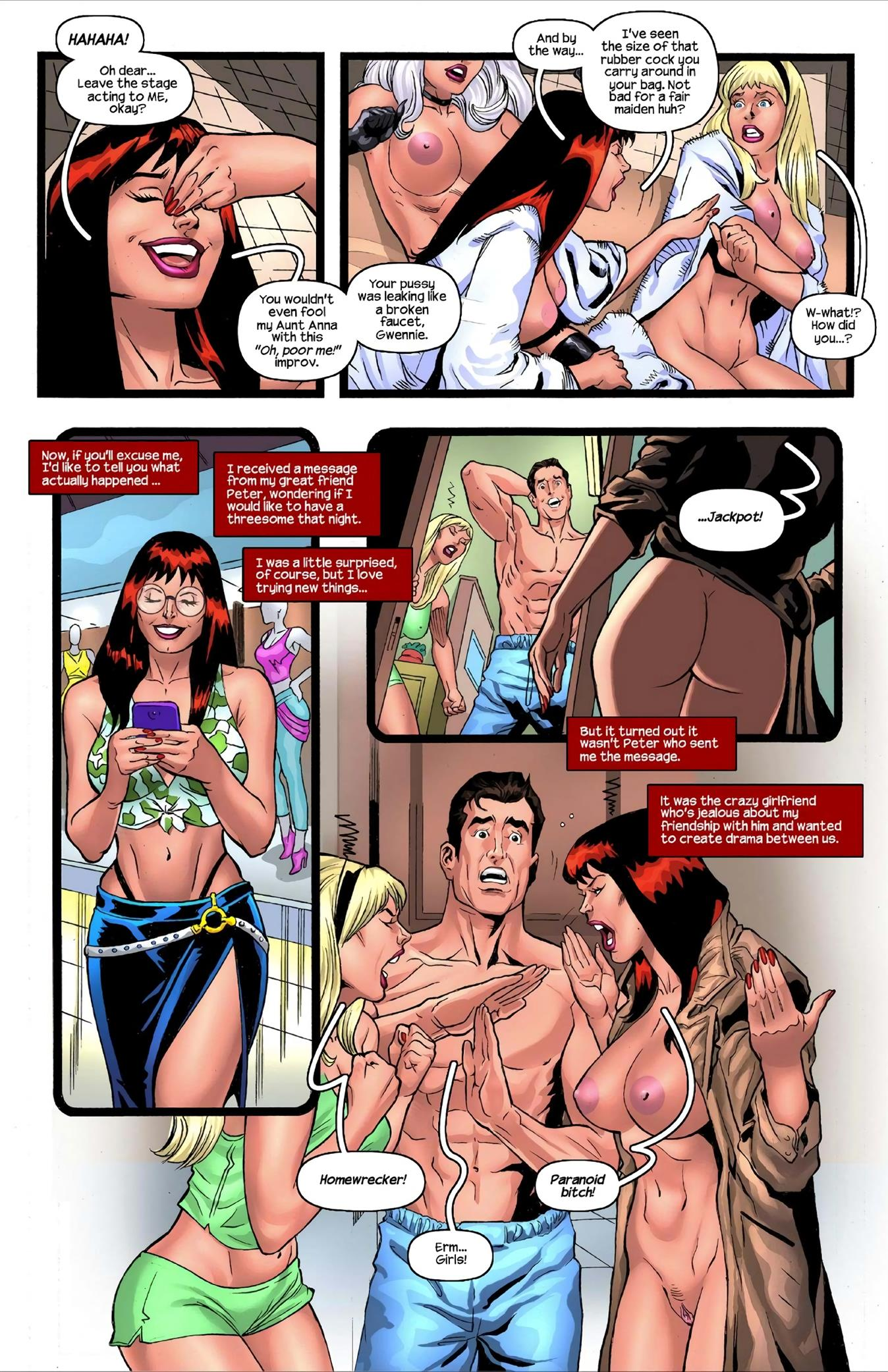 A Tale Of Triplicity (Spider-Man) [Tracy Scops] - Foto 6