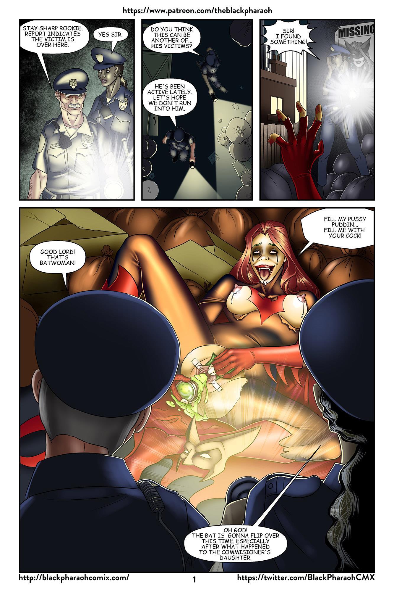The Inner Joke (Justice League) - Foto 2