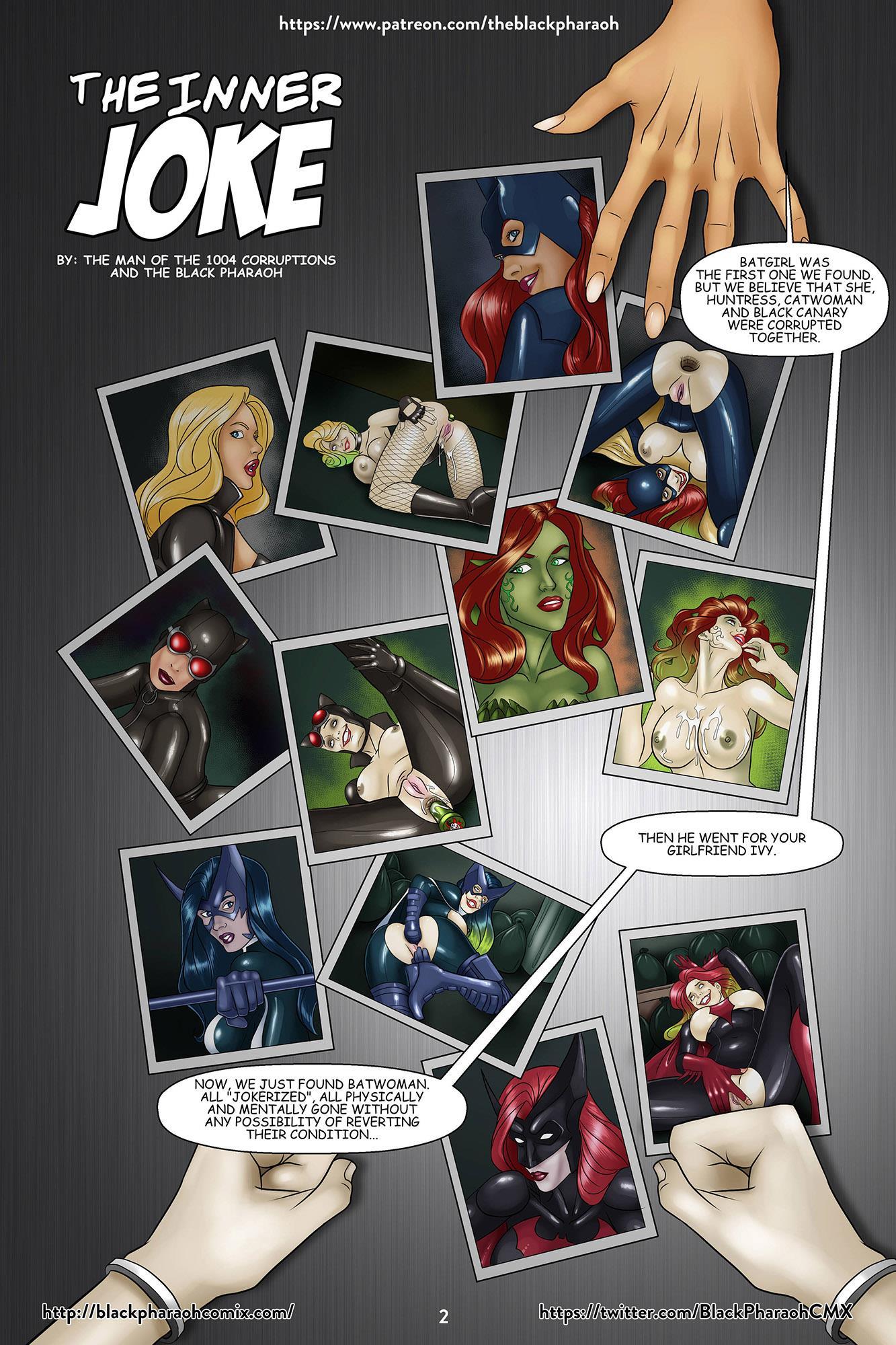 The Inner Joke (Justice League) - Foto 3