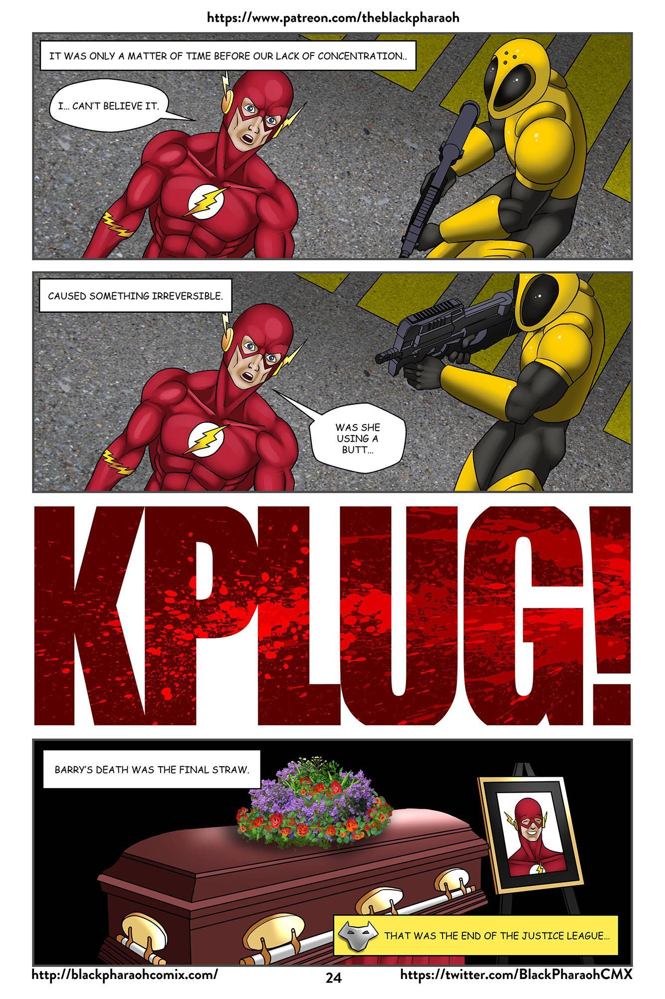 The Inner Joke (Justice League) - Foto 25