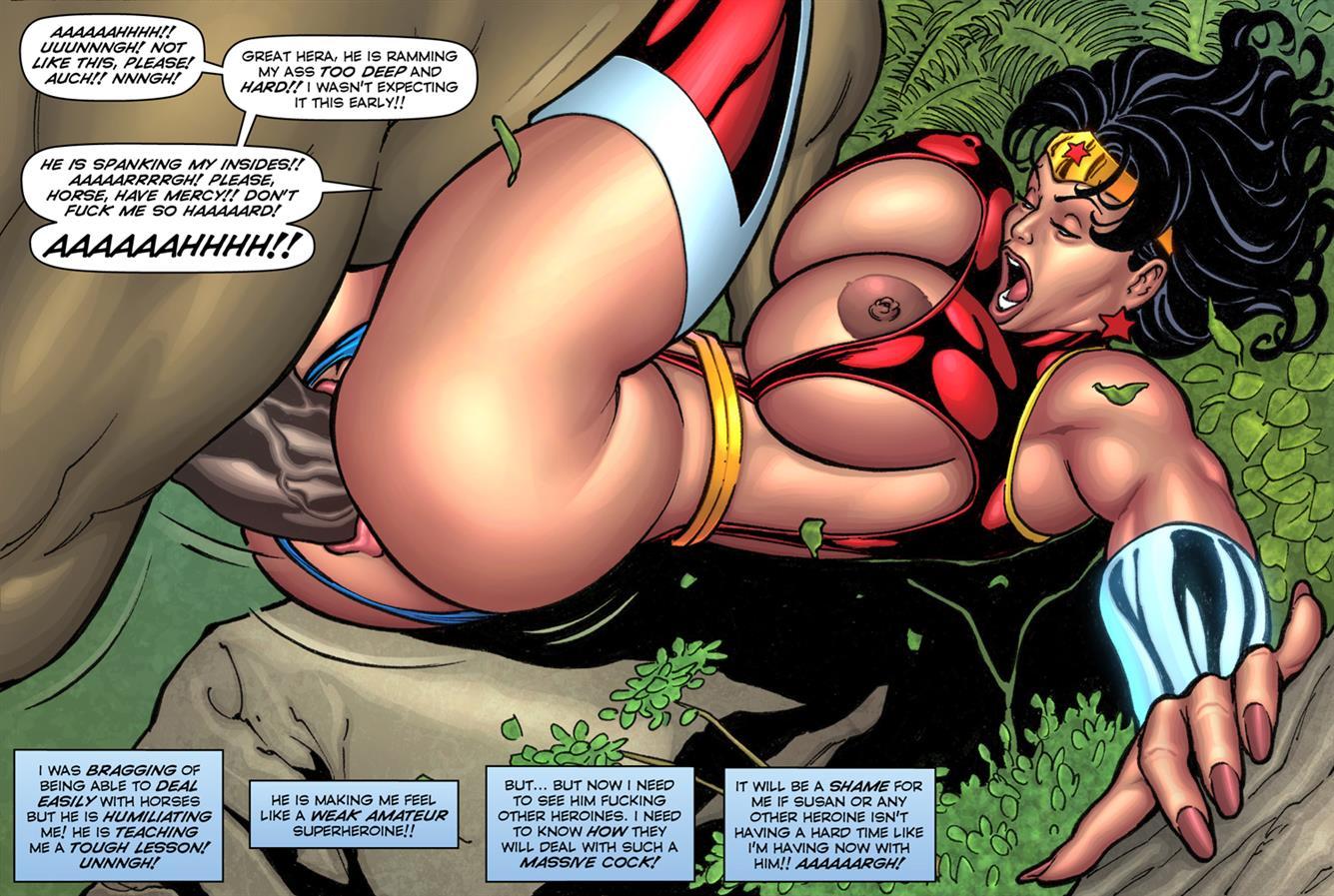 Paradise Island Secrets! (Wonder Woman) - Foto 7