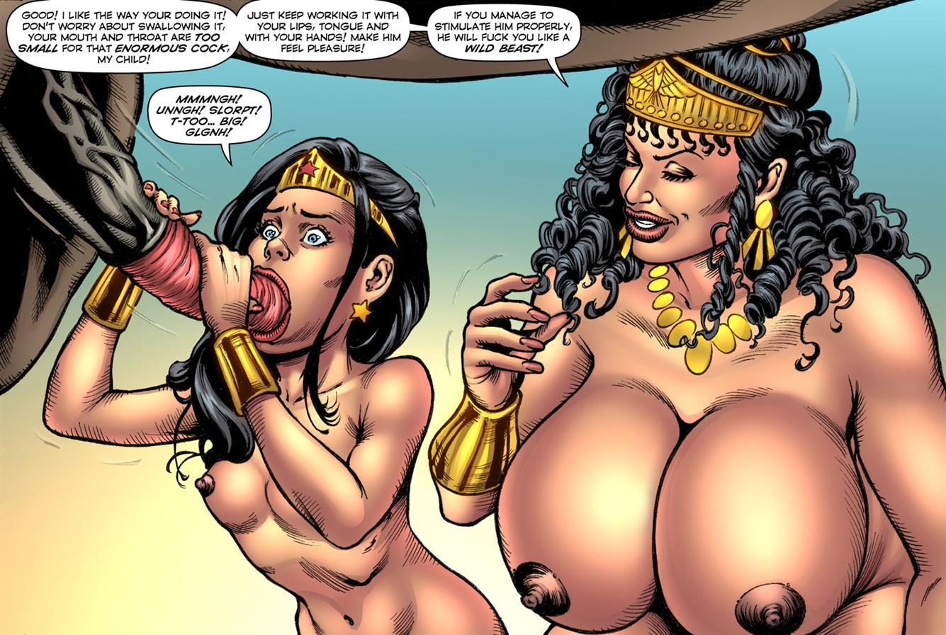 Paradise Island Secrets! (Wonder Woman) - Foto 10