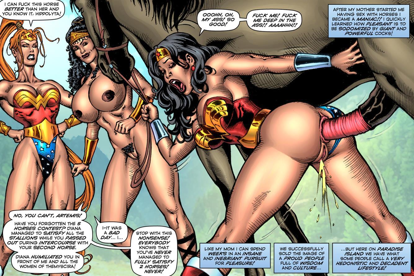 Paradise Island Secrets! (Wonder Woman) - Foto 11