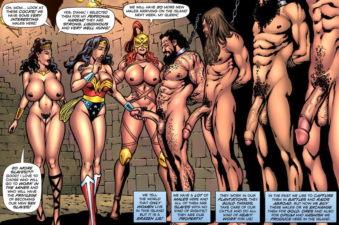 Paradise Island Secrets! (Wonder Woman) - Foto 16