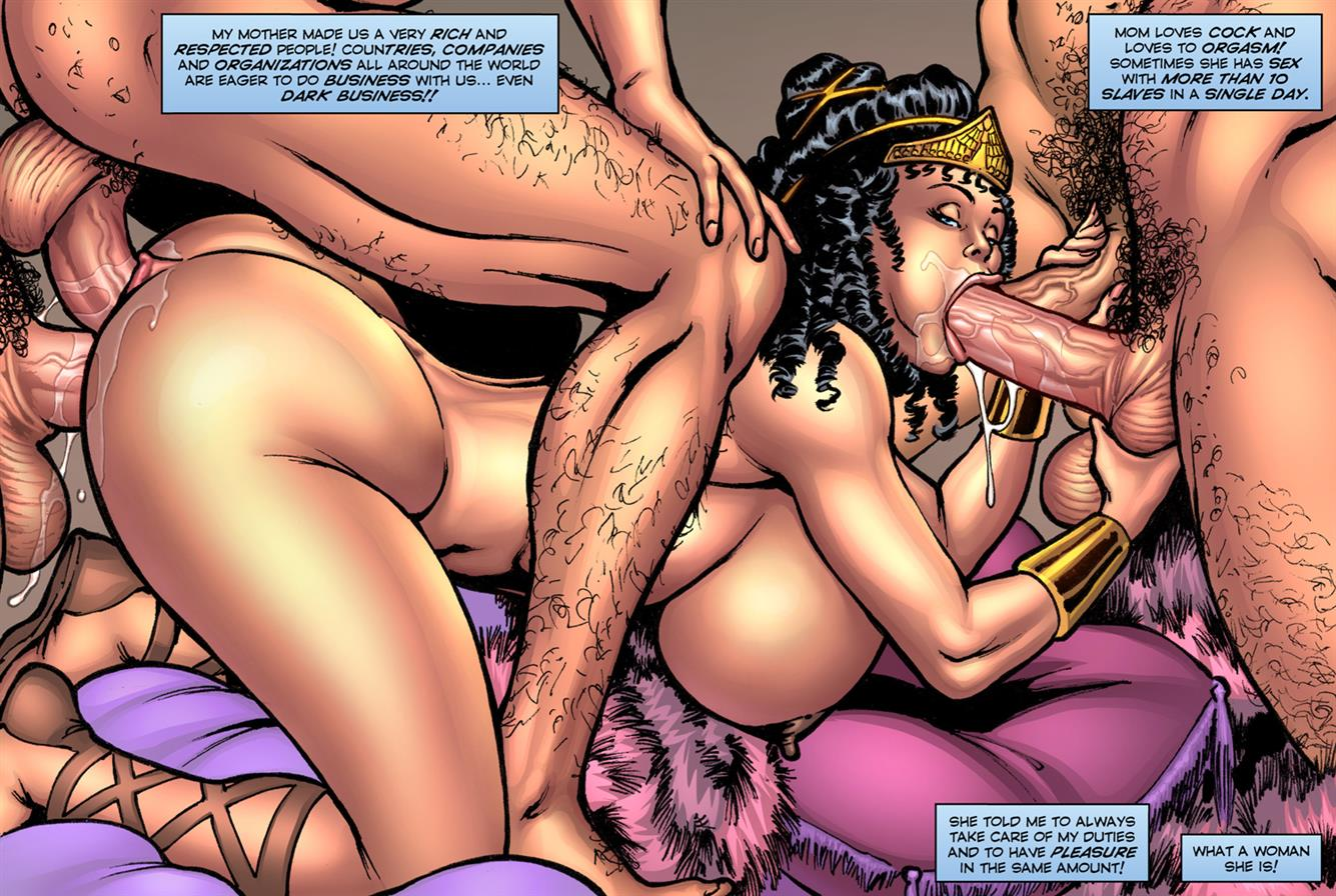 Paradise Island Secrets! (Wonder Woman) - Foto 17