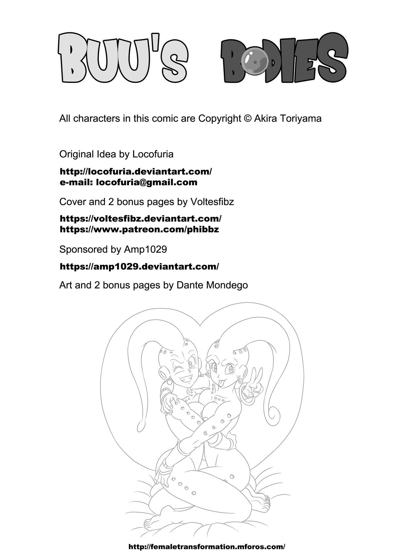 Buu's Bodies 2 (Dragon Ball Z) - Foto 2