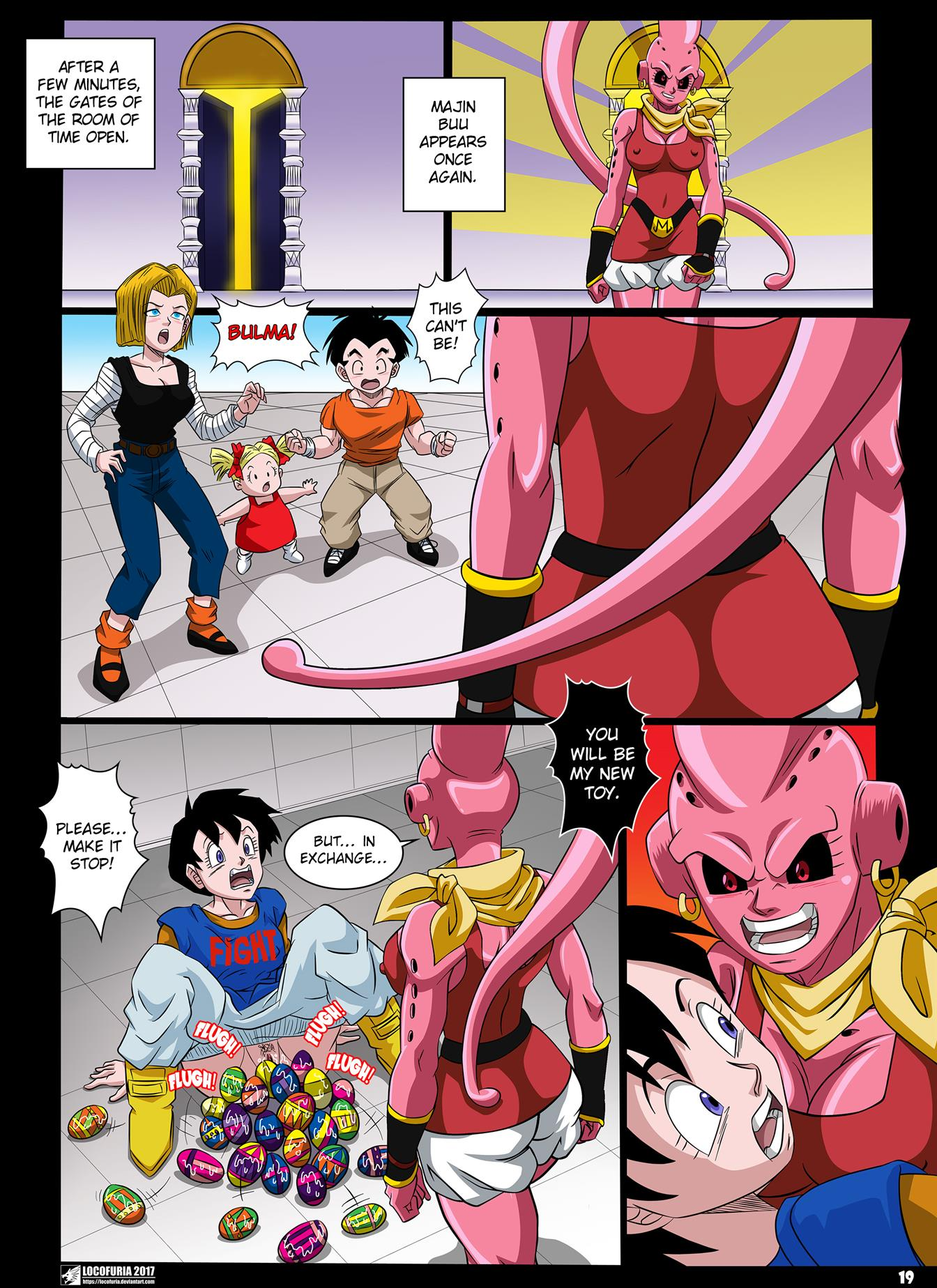 Buu's Bodies 2 (Dragon Ball Z) - Foto 21
