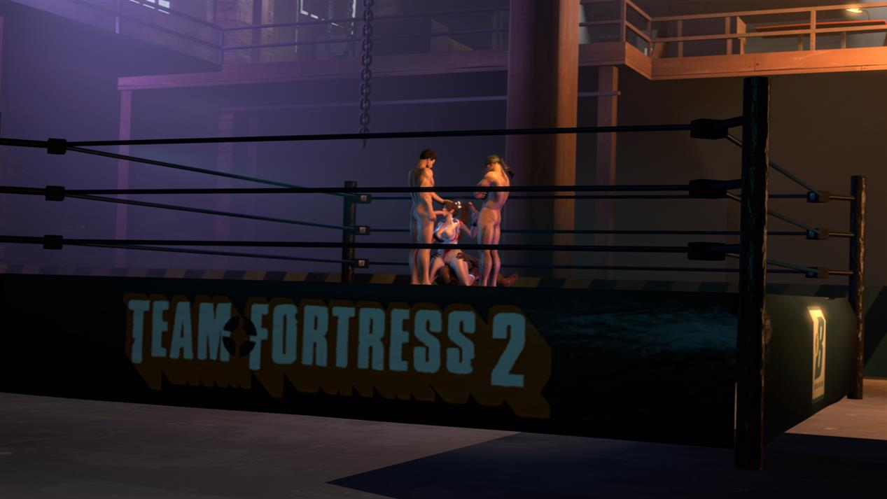 Mai Shiranui Gangbang (King of Fighters) [SFM] - Foto 23